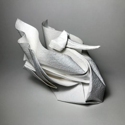 折紙でできた動物02