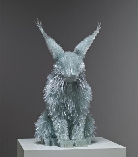 凍結した動物04
