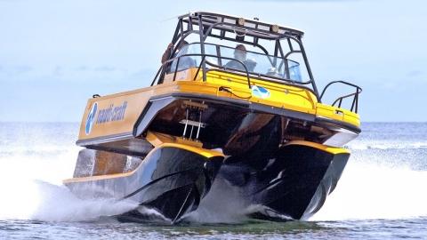 モーターボートが凄い01