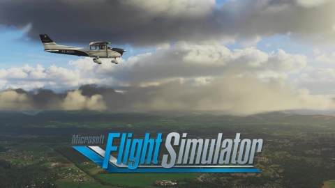 フライトシュミレーター02