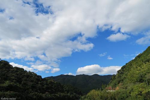 よい秋の日の空3