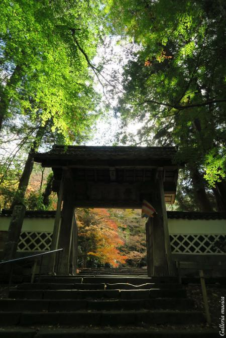 津和野 永明寺。8