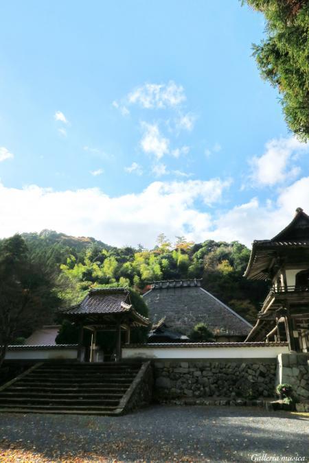 津和野 永明寺。2
