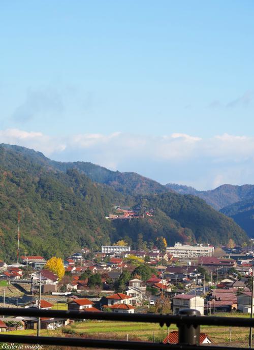 津和野の風景。8