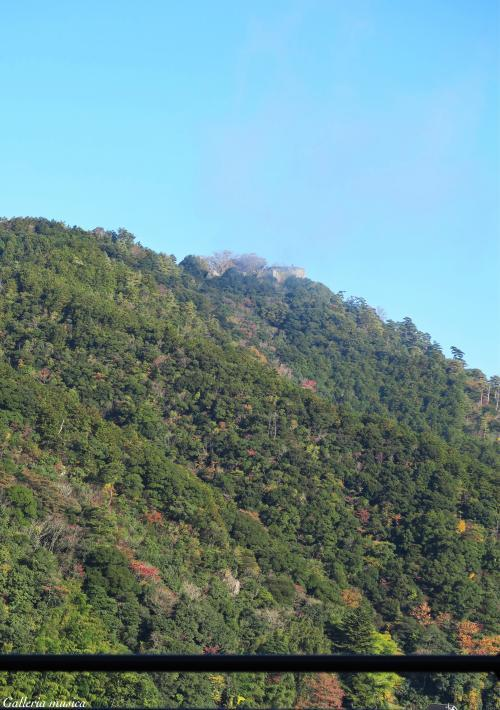 津和野の風景。7