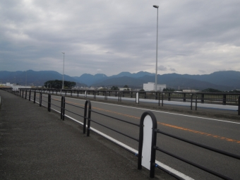 酒匂川から181019