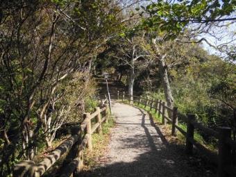 久留里城への道181021