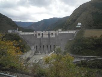 長島ダム181104