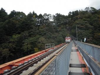 湖上駅を降りて歩き始める181104