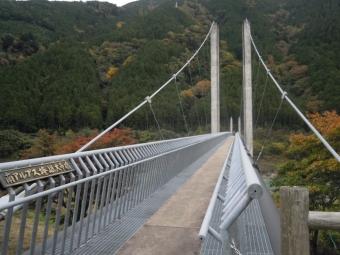 南アルプス接祖大吊橋181104