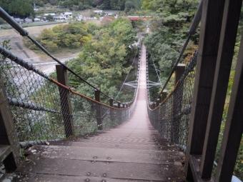 階段吊り橋181104