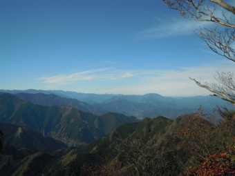 両神山181117