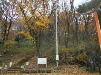 塔の峰緑地公園は2輪車進入禁止181226