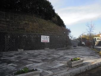 広沢寺方面に向かって右折ここに出た181226