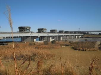 相模川取水口190102