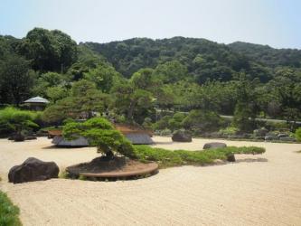 日本庭園190606