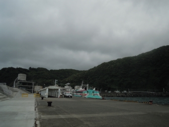 この船で熱海港まで190707