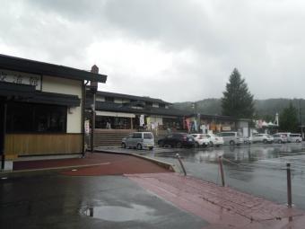 日義 木曽駒高原 道の駅 190712