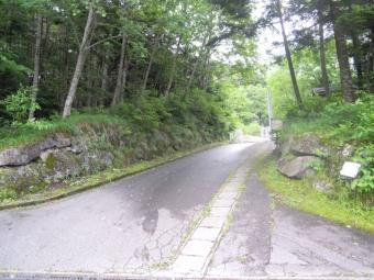 現在通行止めになっている登山口190712