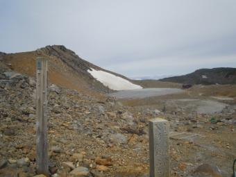 剣が峰登山道から190713