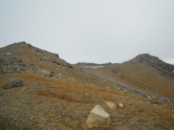 向こう側が噴火現場190713