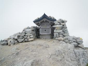 別山2880m