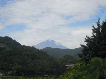 今日の富士山190929