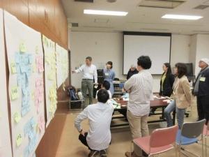 地域づくりPCM研修神谷09