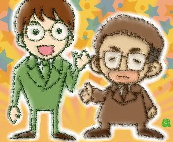ミキ・亜生(弟)と昂生(兄)