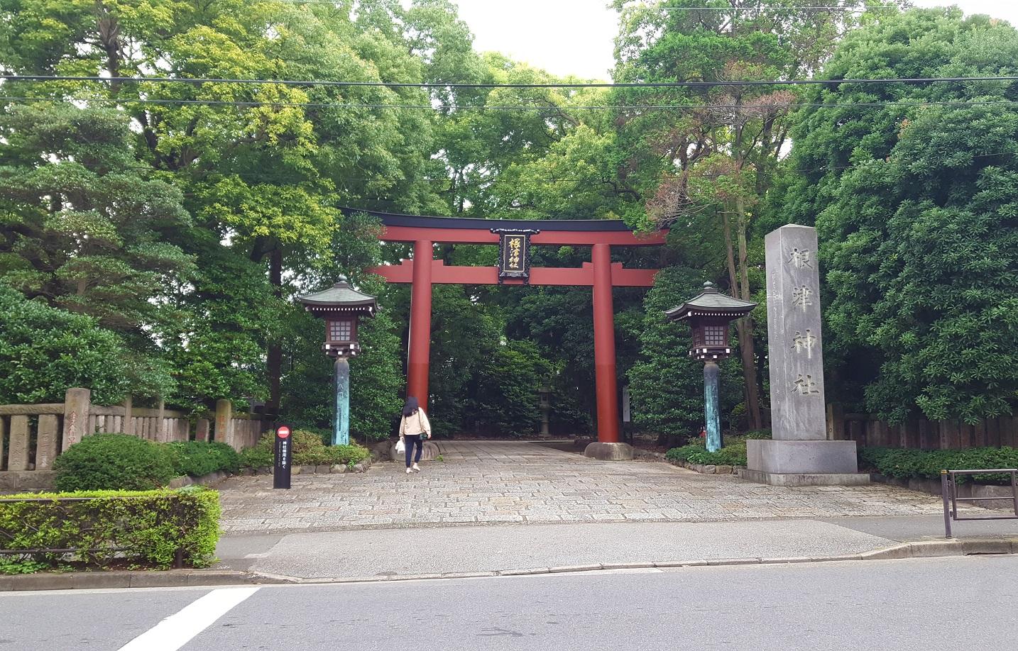 東大_根津神社