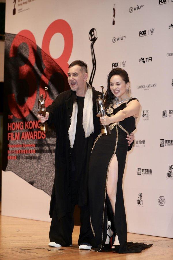 アンソニー・ウォン&クロエ・ヤーマン