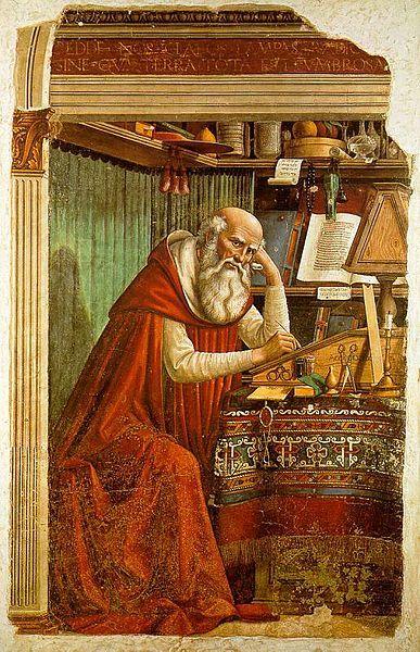 387px-Domenico_Ghirlandaio_-_St_Jerome_in_his_study.jpg