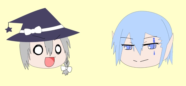 銀子とルーサー