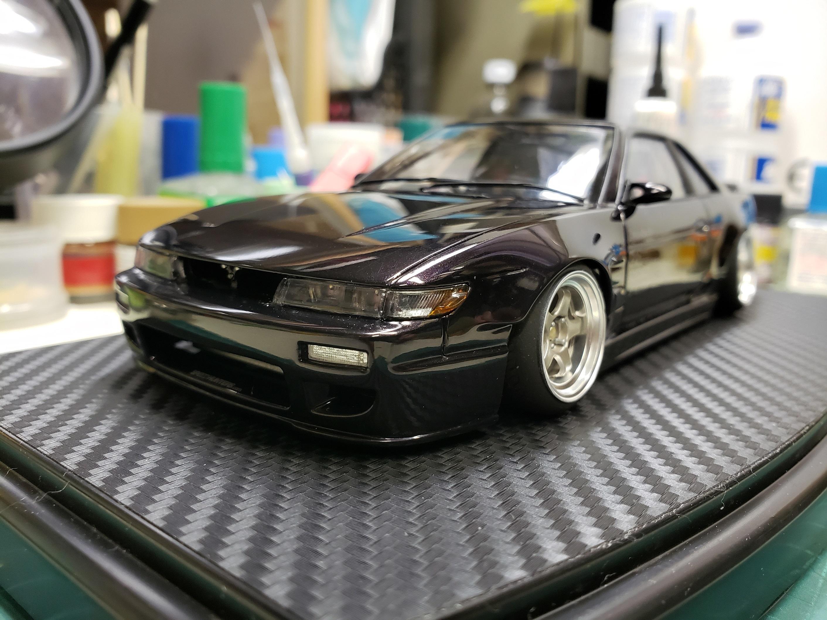 S13シルビア改