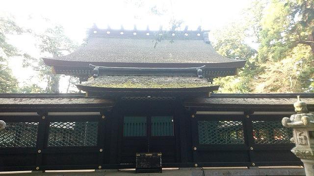 香取神宮 本殿 (1)