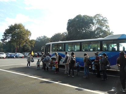 乳幼児バス遠足1