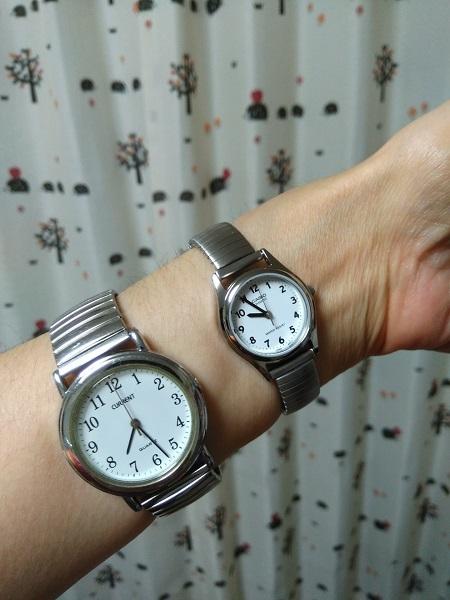 20181111用・腕時計