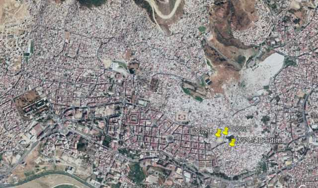 ティトゥアン地図2