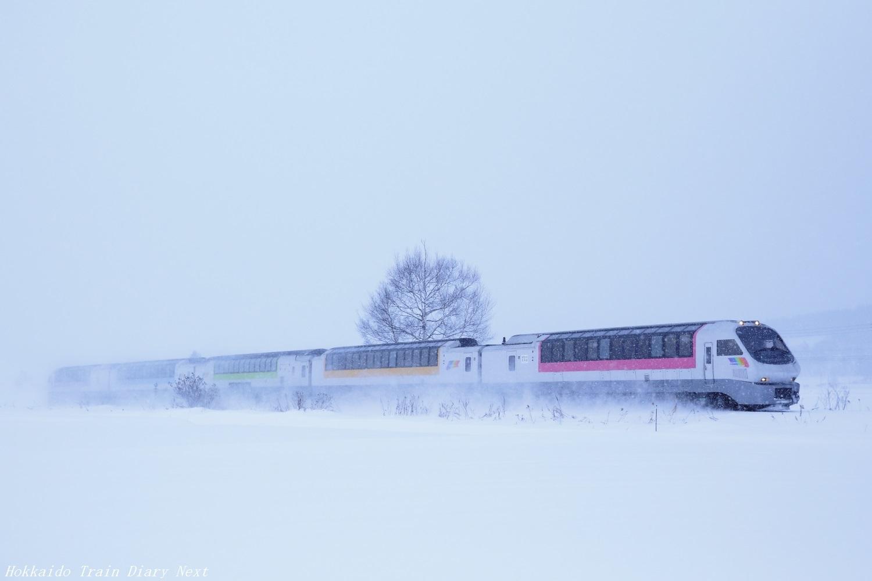 臨時列車:学田~鹿討