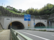 打越トンネル手前 2019/5/5 10:53