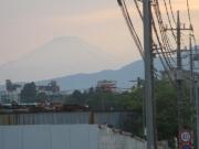 富士山見えた!! 2019/5/3 17:59