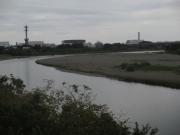 2019/9/22あゆみ橋から相模川