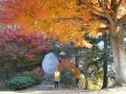 2009/11/28城山湖