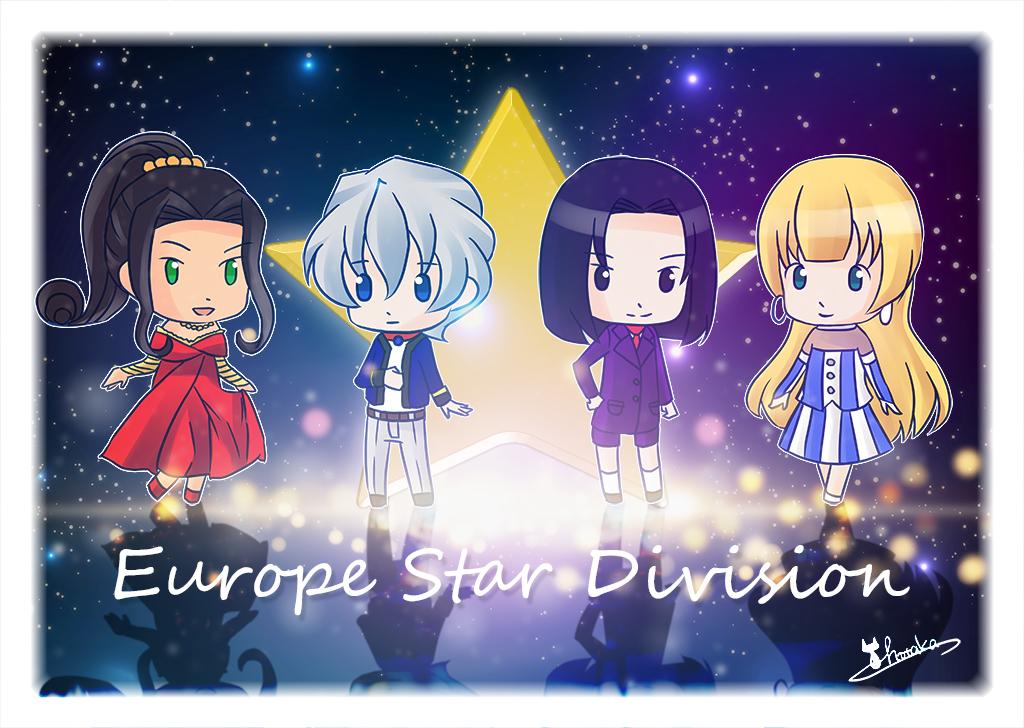 欧州星組SD