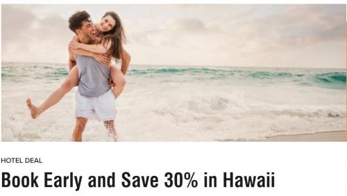1マリオット Bonvoy ハワイの バケーションクラブリゾートで30%OFF