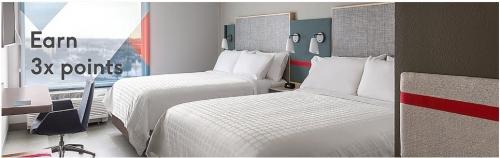 1IHGリワードクラブトリプルポイントキャンペーン 新しく追加になったAvidホテルの宿泊で