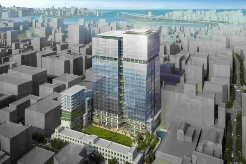 福岡にリッツ・カールトンします。開業は2023年春を予定