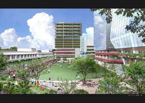 福岡にリッツ・カールトンします。開業は2023年春を予定1