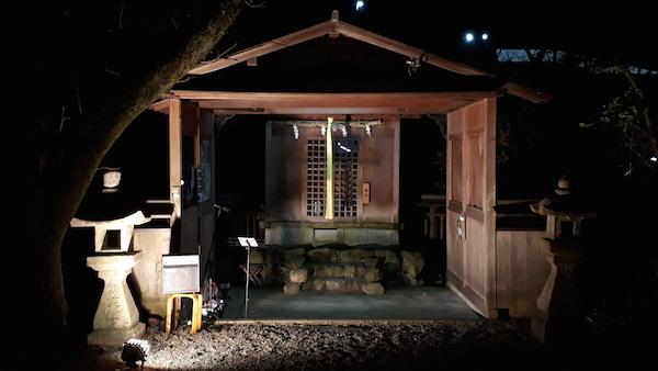 藤白神社で「越天楽」演奏