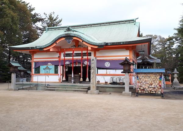 魚住 住吉神社